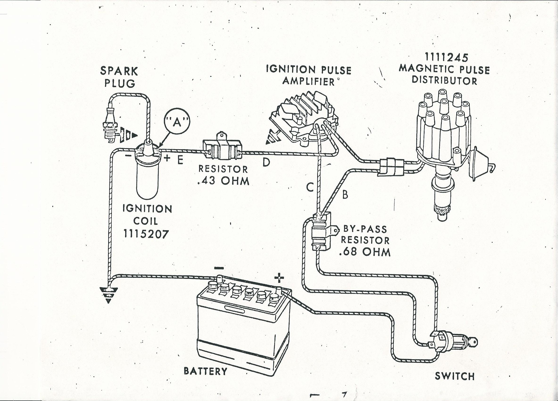 Delco Remy Distributor Wiring Diagram : 37 Wiring Diagram