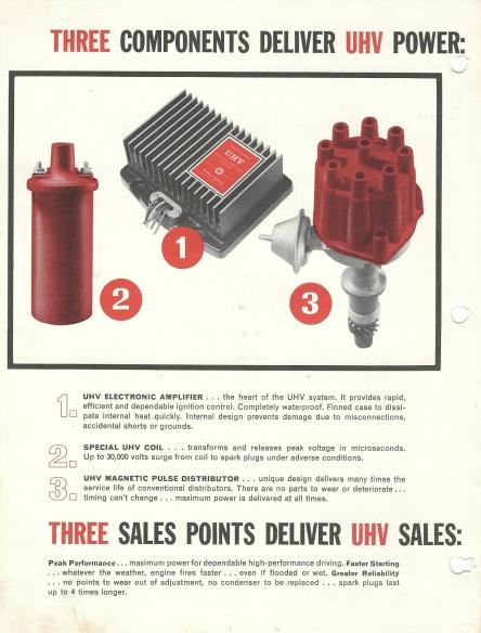 UHV sales ad2