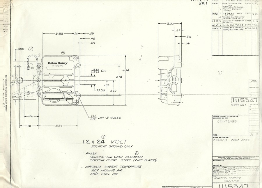 Turbine Igniter 1115347a
