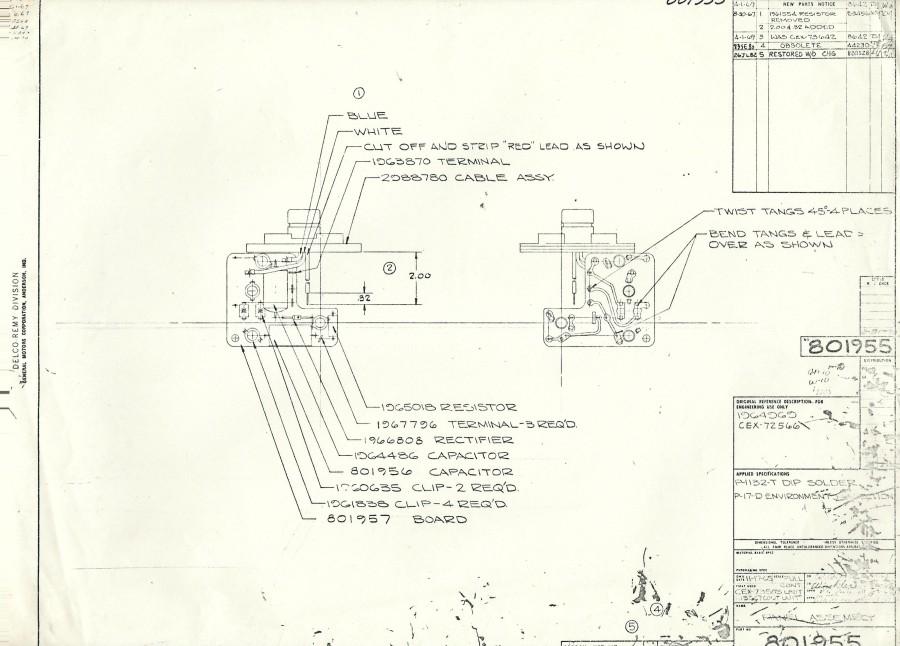 Turbine Igniter 1115347c